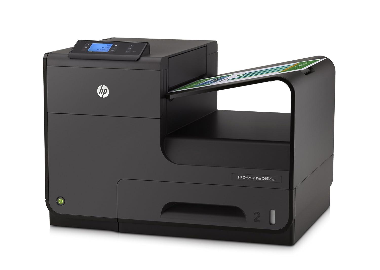 HP Officejet Pro X451dw - Impresora de tinta - B/N 36 PPM, color ...