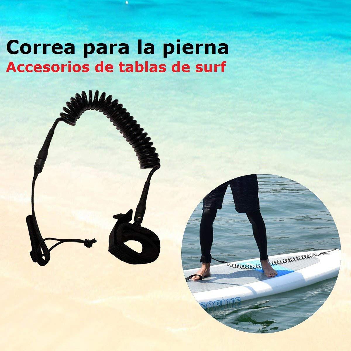 COSTWAY Tablas Paddle Board Hinchables Remo Surf Tablero Sup Board Stand Up Set 305 * 76 * 15CM Inflable Blanco: Amazon.es: Deportes y aire libre