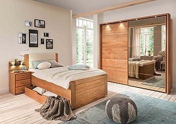 Lifestyle4living Schlafzimmer Schlafzimmerset Schlafzimmermobel