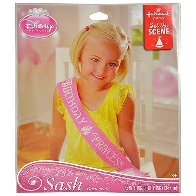 Disney Princess Royal Event Sash: Toys & Games