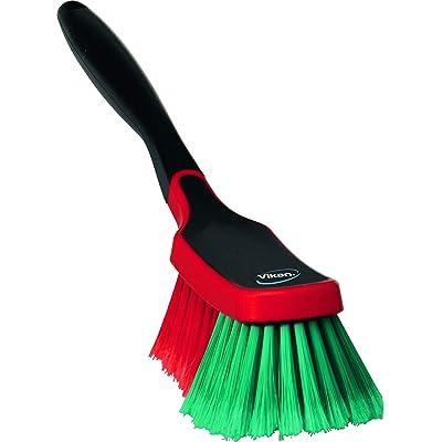 Vikan 525252 Multi-Purpose/Rim Hand Brush- Soft/Split, Transport Line: Industrial & Scientific