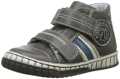 Little Mary Casimir, Sneaker a Collo Alto Bambino, Bleu (Sauvage Marine), 23 EU