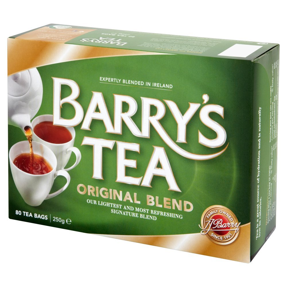 Barry's Tea Original Blend 80s 6-pack