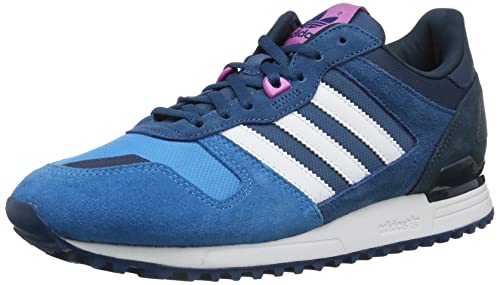 Real Stylish Adidas Originals ZX 700 Women's Running White