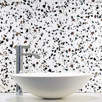Küchenfolie,Fliesenaufkleber Mosaikfliesen,Fliesenfolie ...
