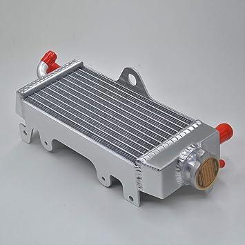 silicone hose Fit Suzuki RM85 RM 85 2002-2009 2003 2004 2005 Aluminum radiator
