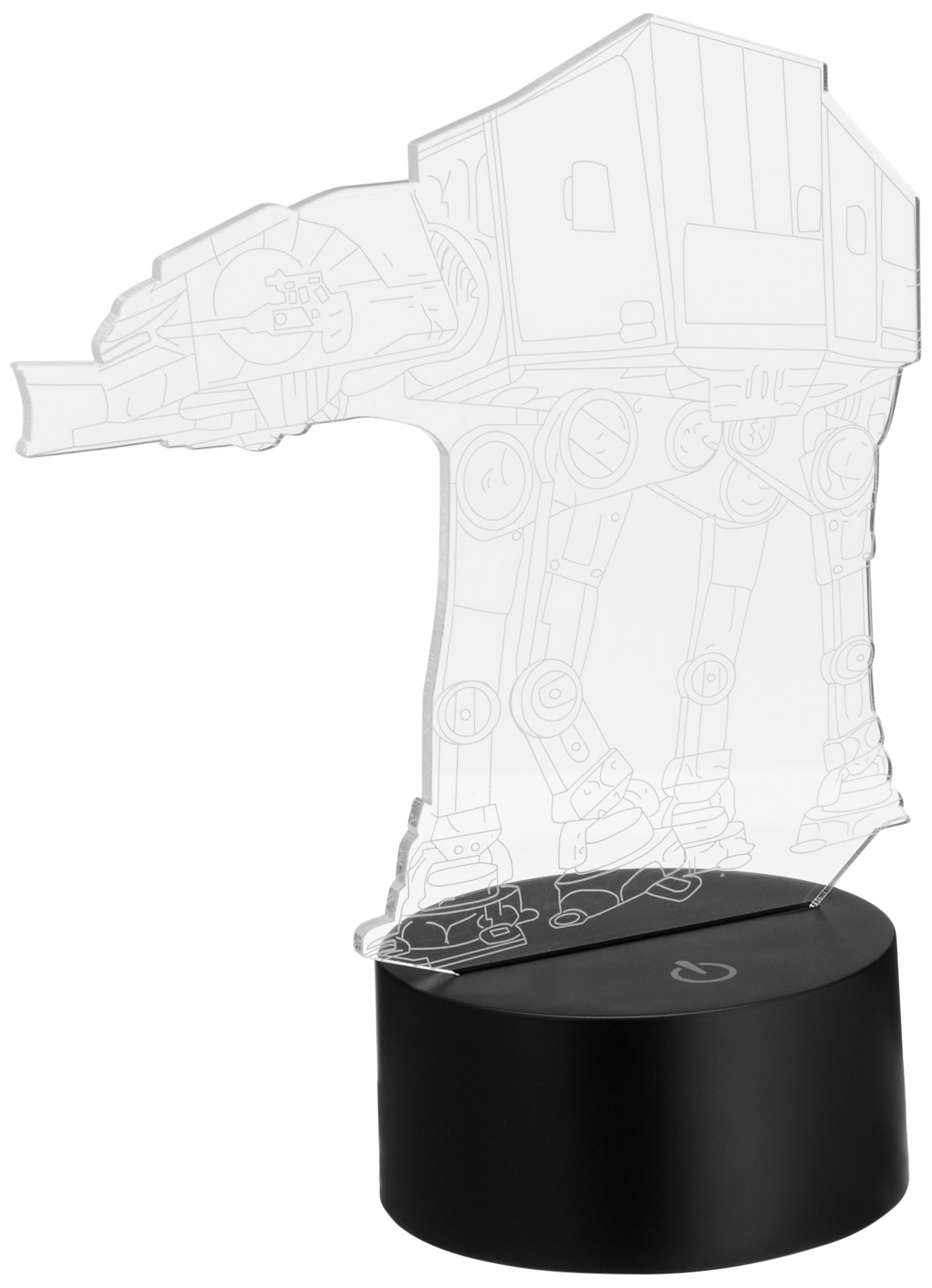 Padaday transpoting walker 3D Star Wars AT-AT Bedroom Children Room decorative Night Lamp