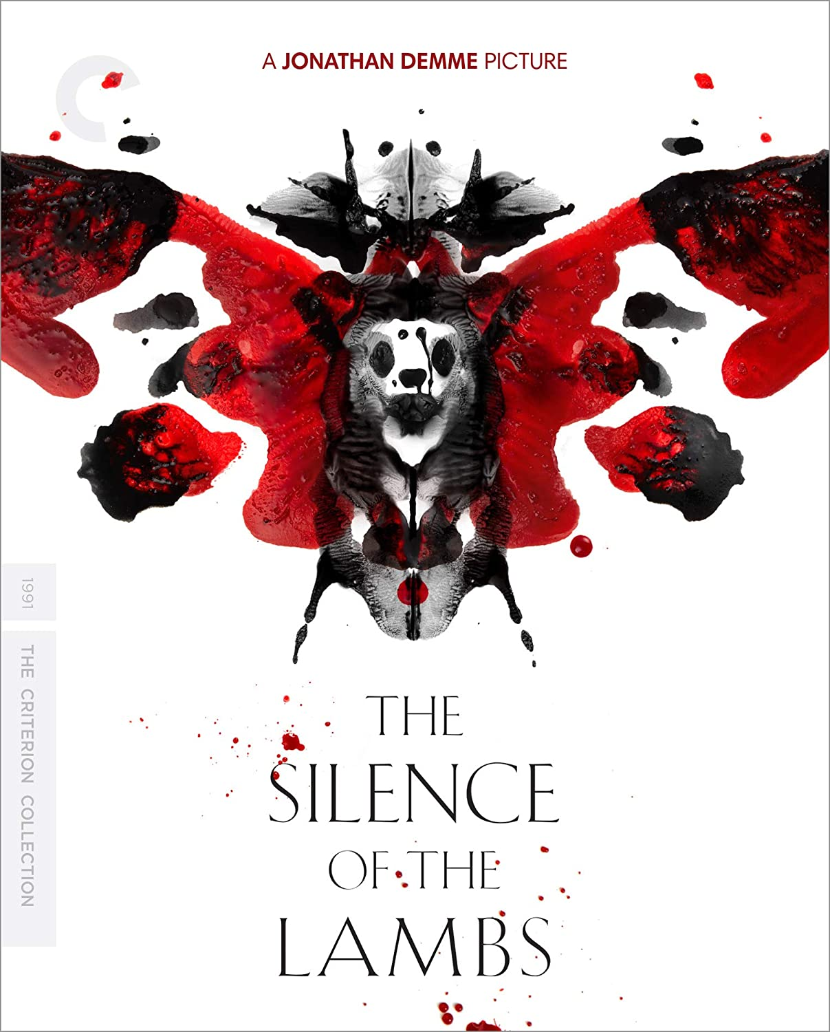 Image result for the silence of the lambs criterion dvd