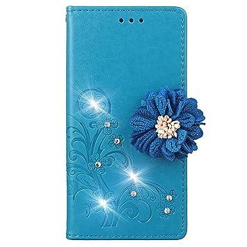 Fantasyqi Fundas Compatible con Huawei Y635 Funda Bling ...