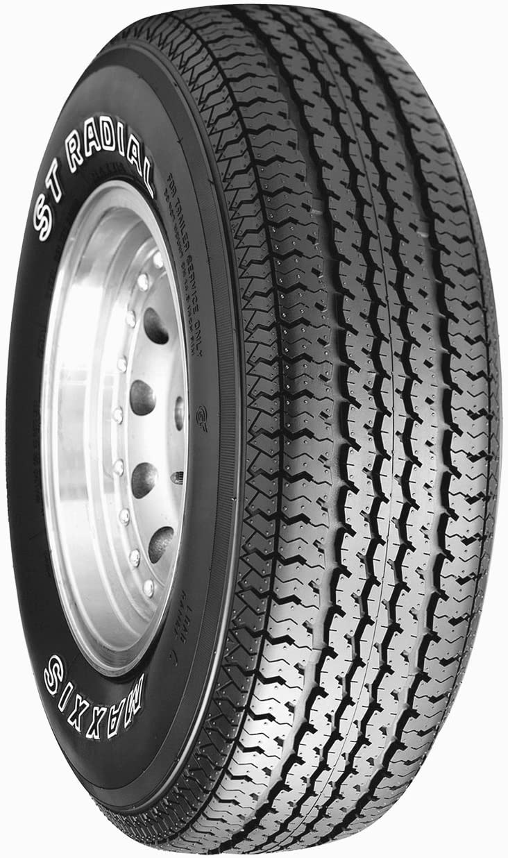 Maxxis M8008 ST Radial Trailer Tire 205//75R14 BSW