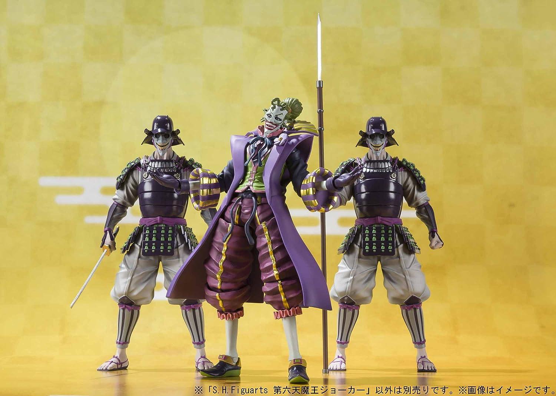 TAMASHII NATIONS- Joker Demon King of The Sixth Heaven ...