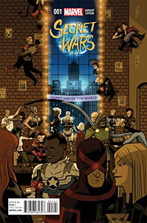 Comic Book Day 2015 S