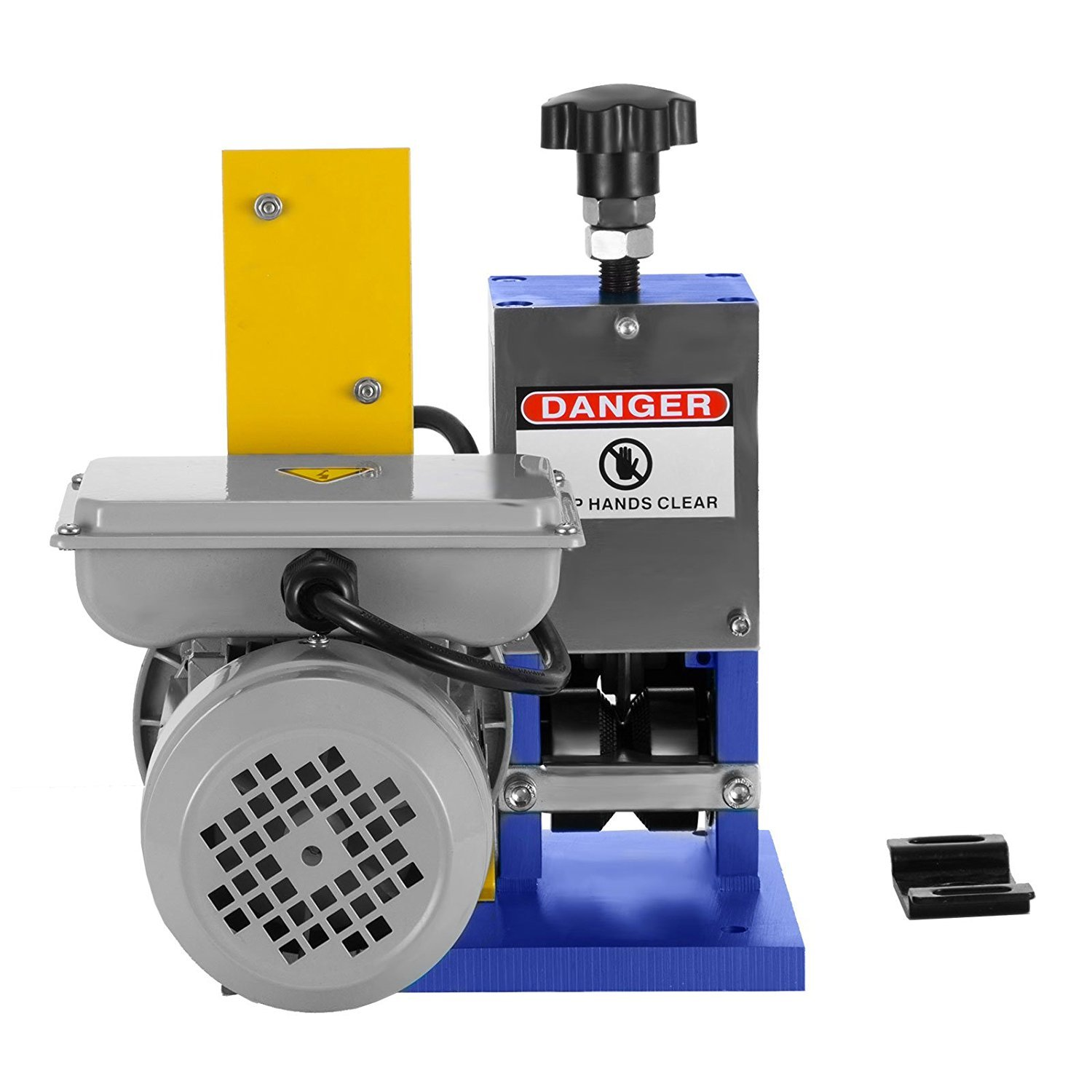 Impiclio 220V Wire Stripping Machine Wire Peeling Cutting Machine Multihole Wire Stripper Manual Cable Wire Stripping Machine (Φ 1.5mm-Φ 20mm)