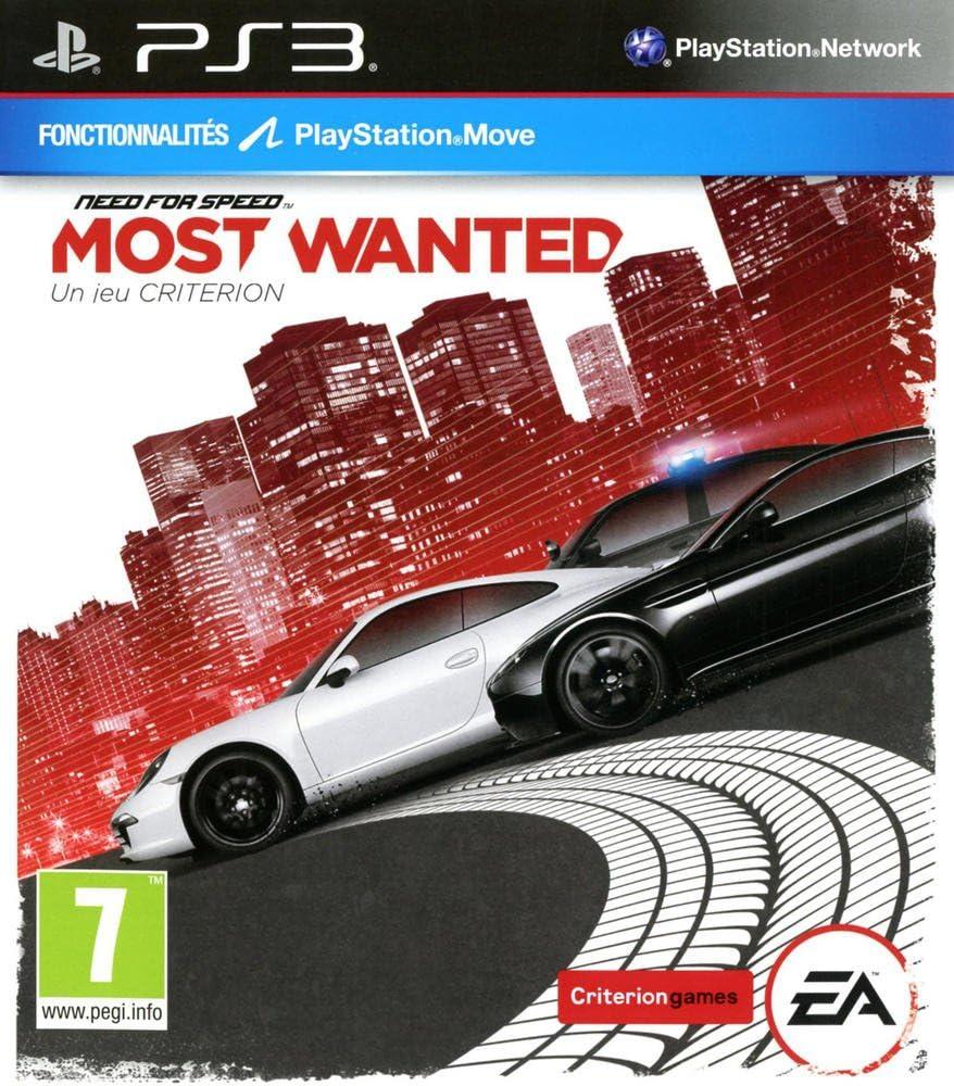 Need for Speed : Most Wanted [Importación francesa]: Amazon.es: Videojuegos