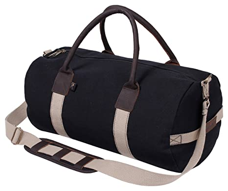 Rothco 19   Canvas   Leather Gym Bag ... 55e12b27a1c