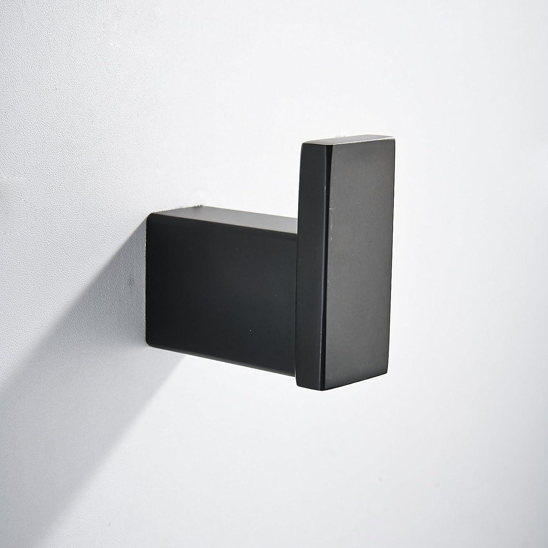 nichel spazzolato set di accessori da bagno