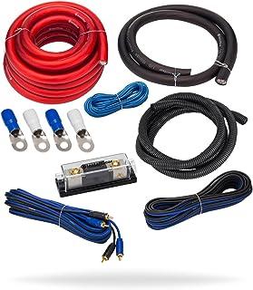 amazon com soundquest sqk0 cca 1 0 gauge wiring kit car electronics rh amazon com