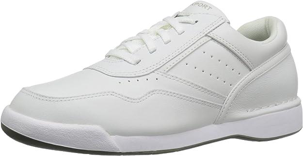 Rockport Men's M7100 Pro Walker Walking Shoe,White,6 XW US