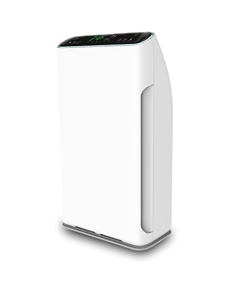 TKG AP 2000 von Kalorik – HEPA-Luftreiniger mit  UV & Aktiv-Kohle-Filter + Ionisator