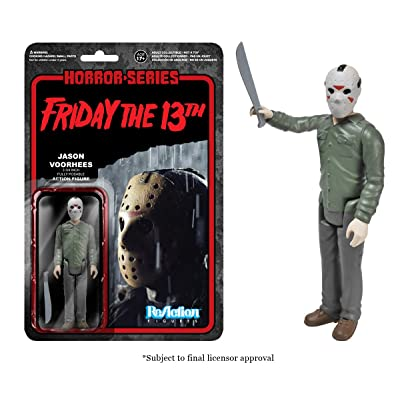 Friday The 13th - Jason Voorhees ReAction Figure