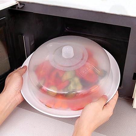 Gotian - Cubierta para microondas con ventilación de ventilación ...