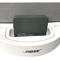 LAYEN BS-1 Bose Bluetooth Receiver 30 pin Adapter - Audio Dongle for Bose SoundDock Series 1 (Not Suitable for Cars)