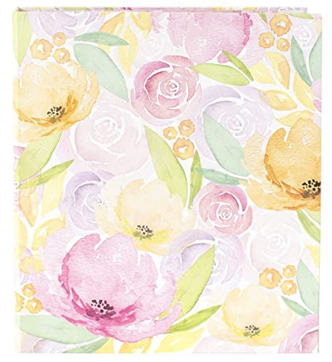 """10/"""" X 11.5/"""" + + 1 Inch Ring + Bloom Daily Planners Binder 3 Ring Binder"""
