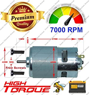 d22007b5e36 Divyanshi Hrs Rs-550S High Torque 12V Dc Motor  Amazon.in  Amazon.in