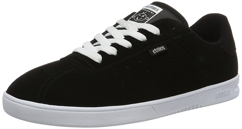 Etnies The Scam, Zapatillas de Skateboard para Hombre 46 EU|Negro (Black/White 976)