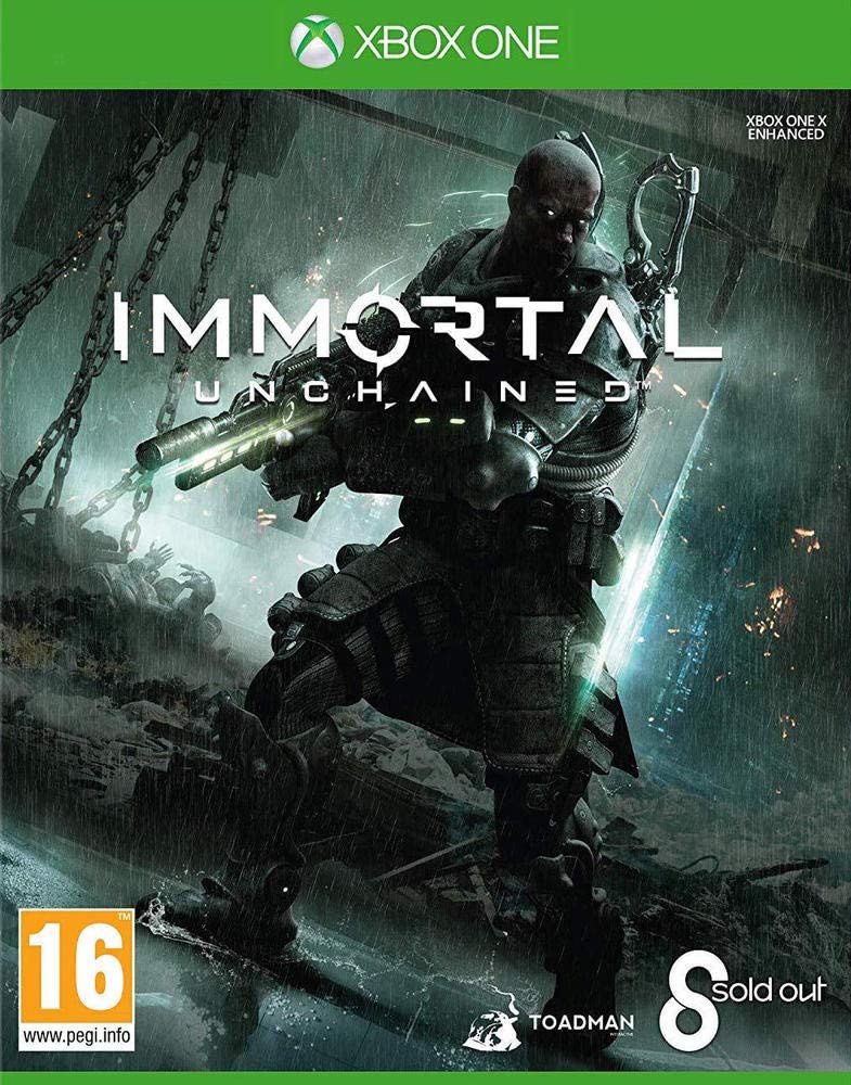 Immortal Unchained - Xbox one - Xbox One [Importación francesa ...
