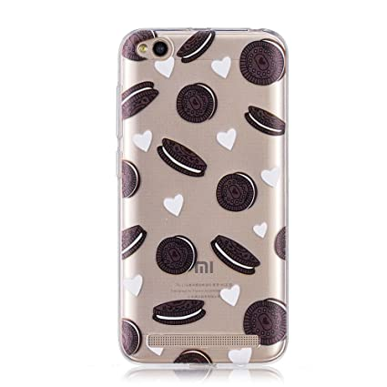 Amazon com: BasicStock Fashion Biscuit Phone Case for Xiaomi