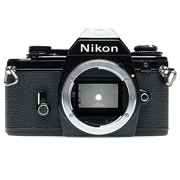 Amazoncom Nikon Em 35mm Slr Film Camera Camera Photo