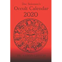 Doc Solomon's Occult Calendar 2020