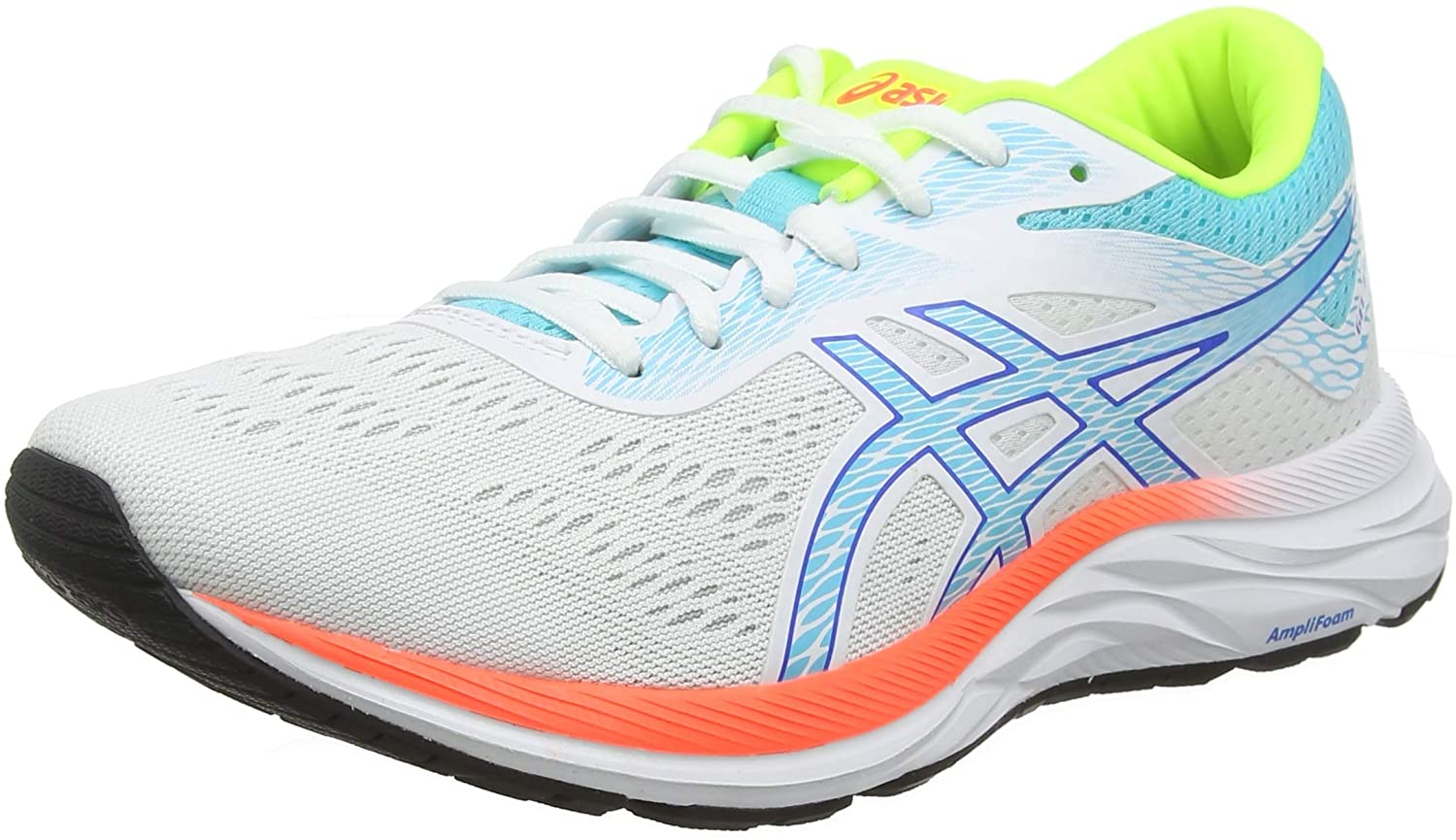 Asics Gel-Excite 6 SP, Zapatillas de Running para Mujer, Multicolor (White/Ice Mint 100), 36 EU: Amazon.es: Zapatos y complementos