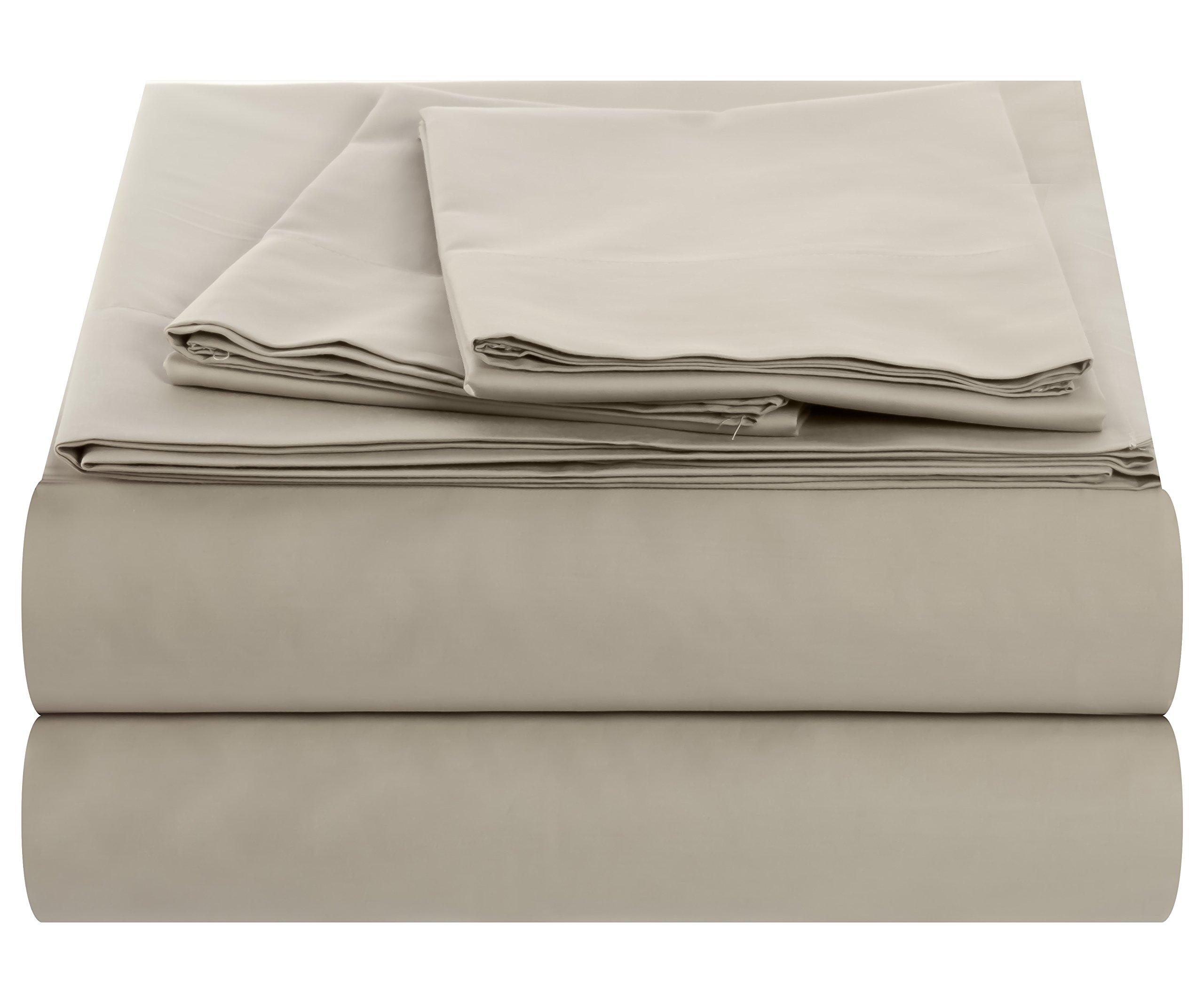 Outlast All Season Temperature Regulating Sheet Set in Linen, Full