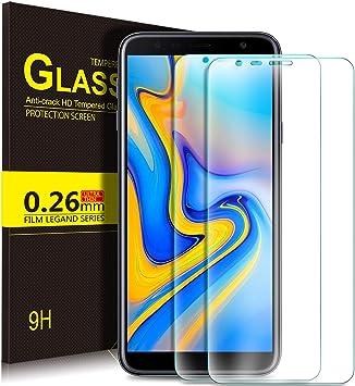 KuGi. Samsung Galaxy J4 Core Protector de Pantalla, Samsung Galaxy J4 Core Cristal Templado [9H Dureza] [Alta Definicion] Protector de Pantalla Adecuado para Samsung Galaxy J4 Core (Paquete de 2): Amazon.es: Electrónica