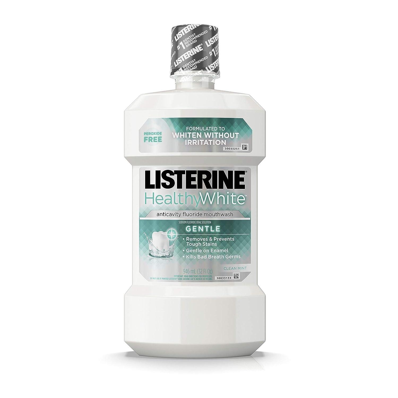 Listerine Gentle Clean Mouthwash - Clean Mint