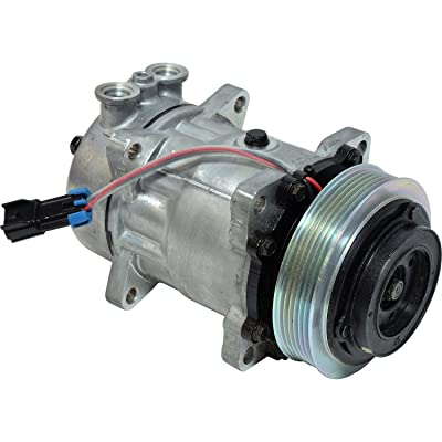 Universal Air Conditioner CO 4091C A/C Compressor: Automotive