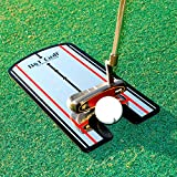 Golf Putting Alignment Mirror Training Aid - Practice Your Putting Alignment Tool