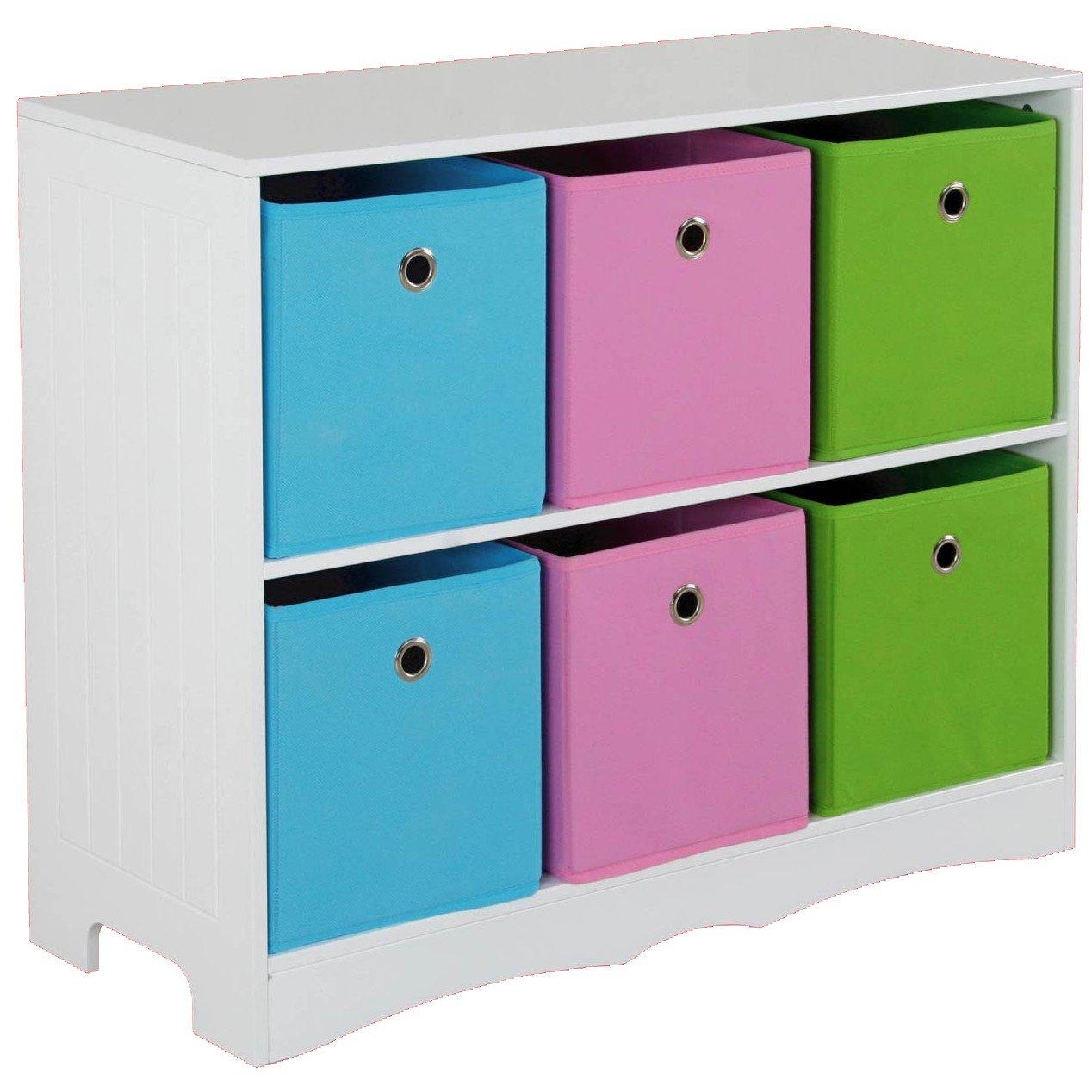 Home Basics Toy Organizer, Kids Toy Storage