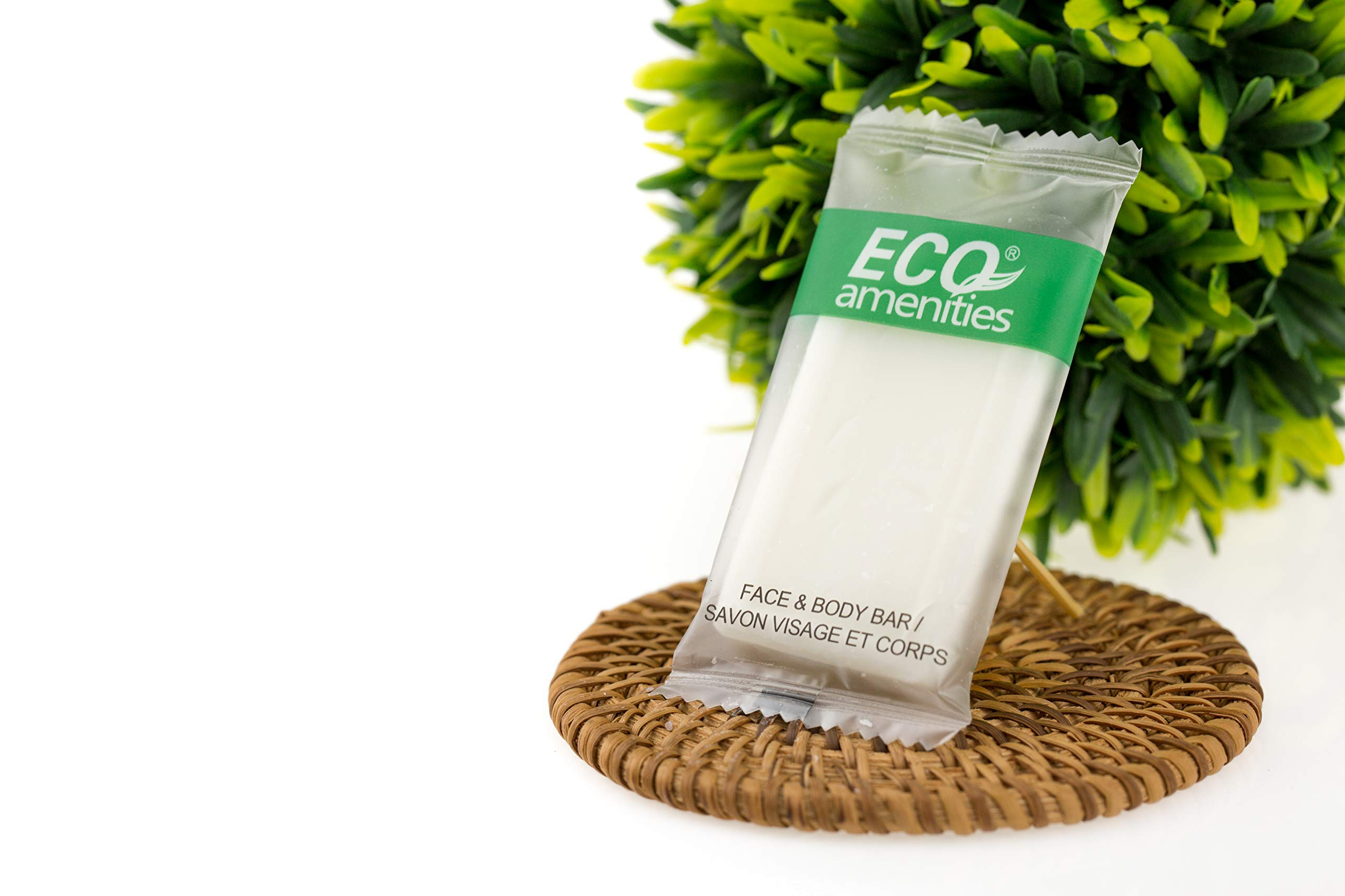 ECO AMENITIES Travel Size Soap - wrapper front
