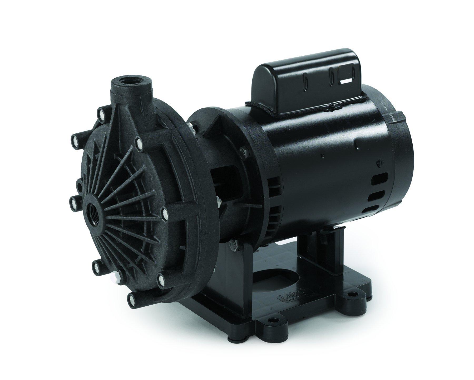 Pentair LA01N Energy Efficient Single Speed Pressure-Side Pool Cleaner Booster Pump, 3/4 Horsepower, 115/230 Volt