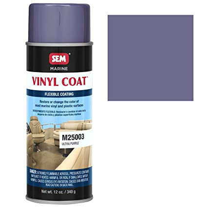 Sem Marine Ultra Púrpura perchero de pared de vinilo y ...