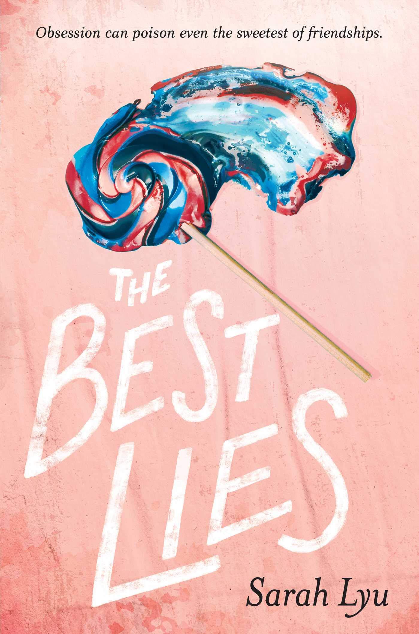 Amazon.com: The Best Lies (9781481498838): Lyu, Sarah: Books