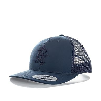 Men`s Ladies Unisex Gym King Snap-back Hat Signature GK Pitcher Cap Curved Peak