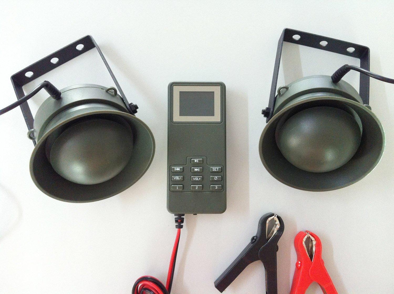 ZTOP Outdoor Hunting MP3 Player Loudspeaker Bird Decoy Bird Sounds Caller 50W Speaker by ZTOP® (Image #2)