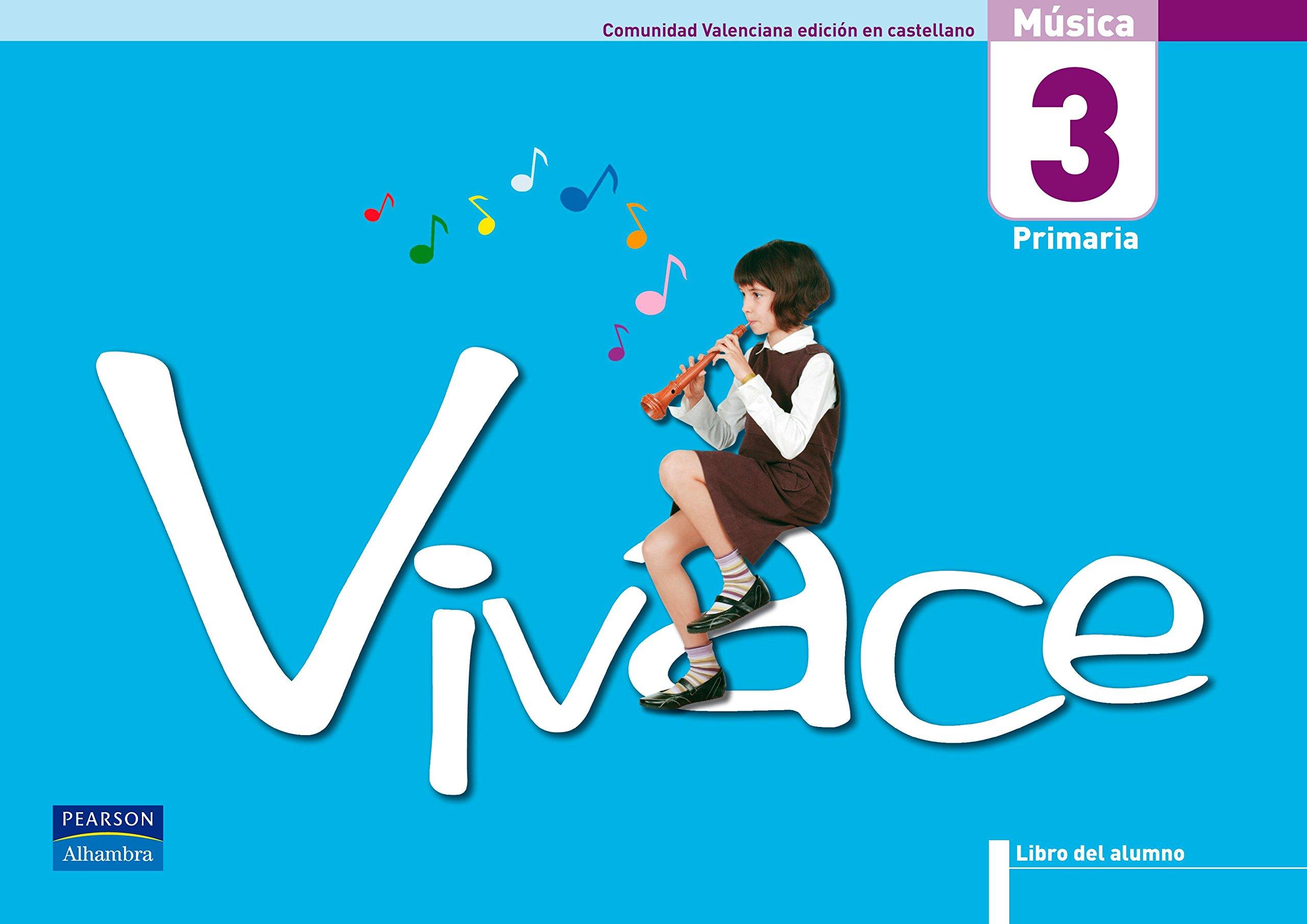 Vivace 3 libro del alumno Comunidad Valenciana ...