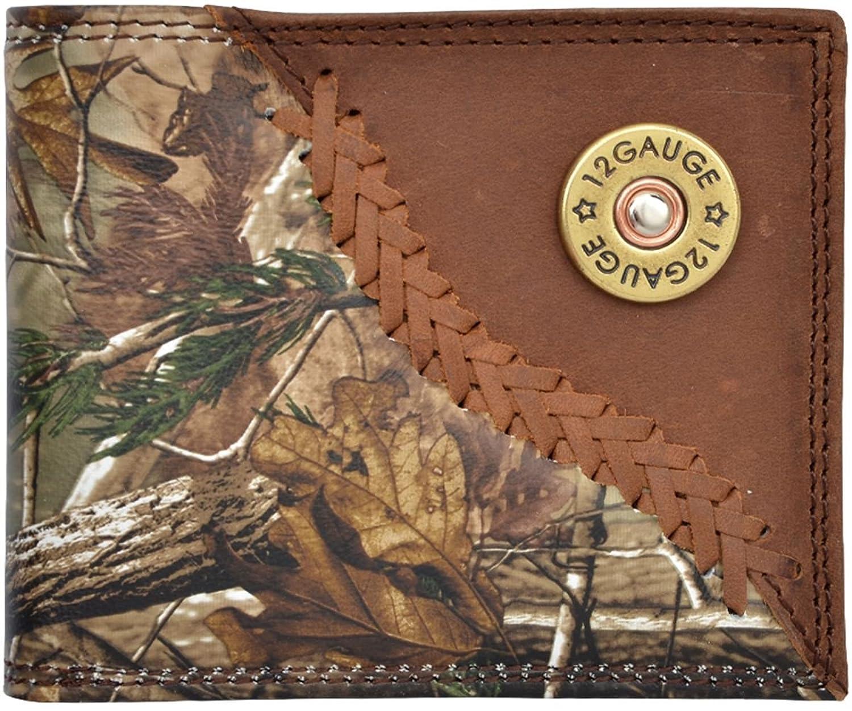Badger Camo Outdoor Bifold Wallet