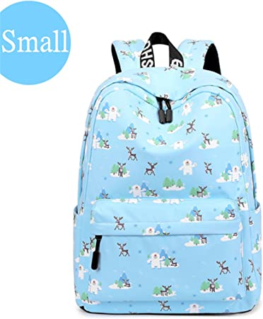 Amazon Com Yqwel Cute Stylish Backpacks Girls School Bags Women