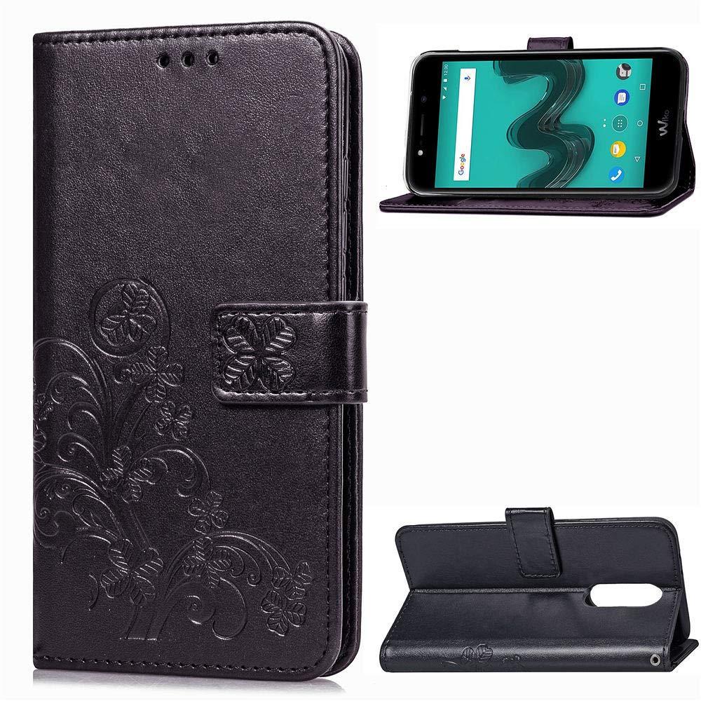 Amazon com: anzeal Wiko Wim Lite Leather Case, Wallet Case